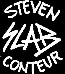 Steven SLAB – Conteur